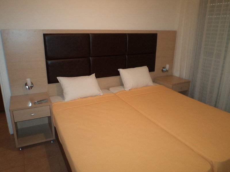 Paralia Dionisiou, bedroom