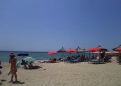 Paralia Dionisiou Beach