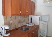 Paralia Dionisiou, rooms kitchen